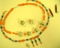 Enamelled Beads